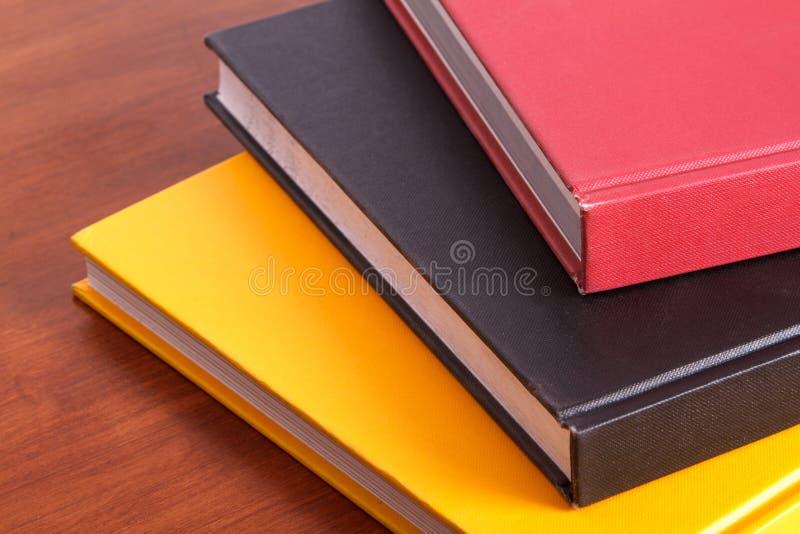 堆书 免版税库存图片