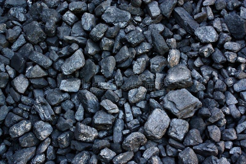 堆采煤 库存照片