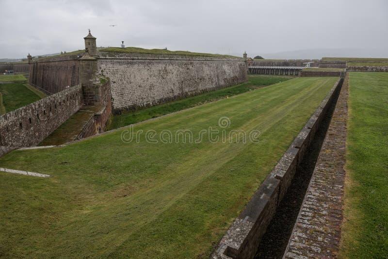 堡垒乔治 库存图片