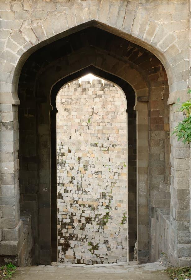 堡垒印度kangra 库存图片
