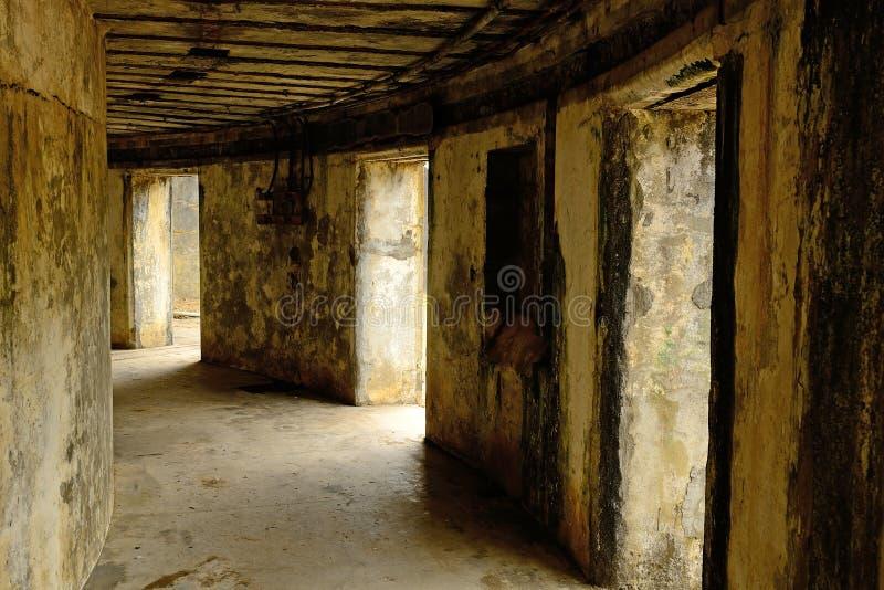 堡垒史蒂文斯 免版税库存照片