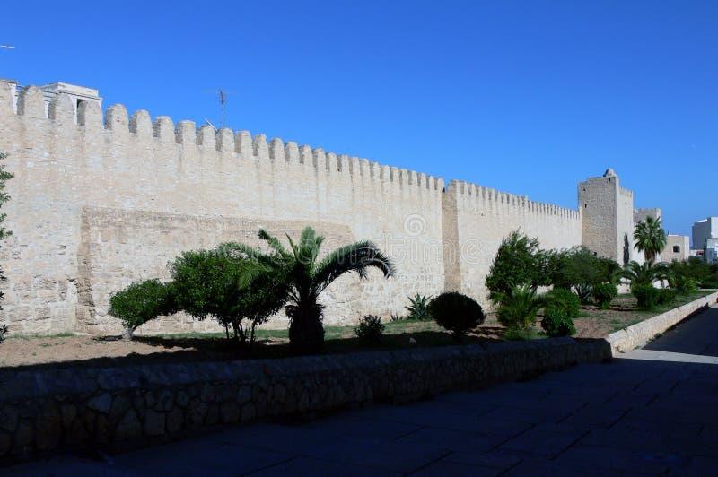 堡垒在苏斯 免版税图库摄影