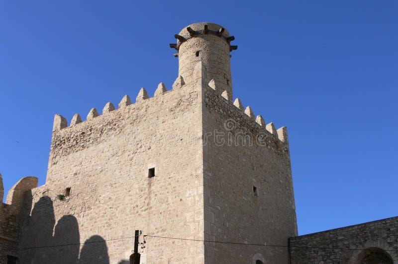 堡垒在苏斯 免版税库存照片
