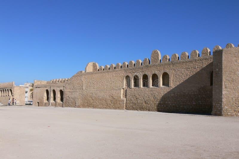 堡垒在苏斯 库存照片