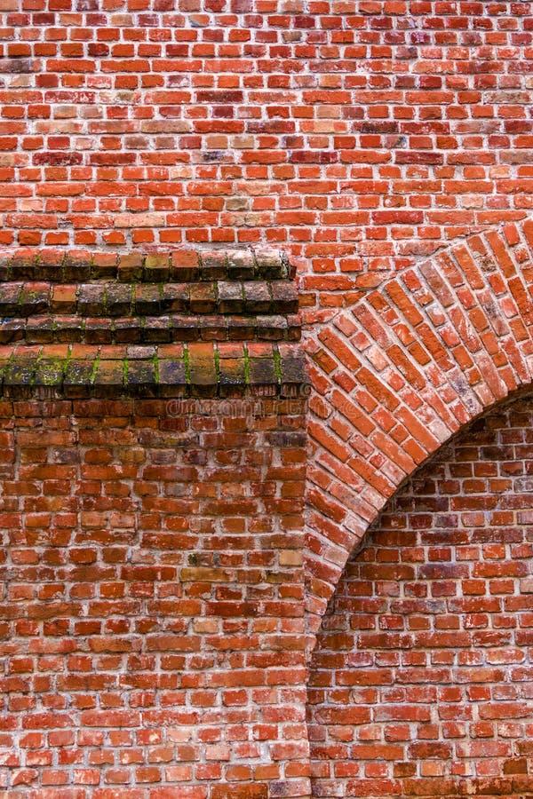堡垒墙壁8 库存照片