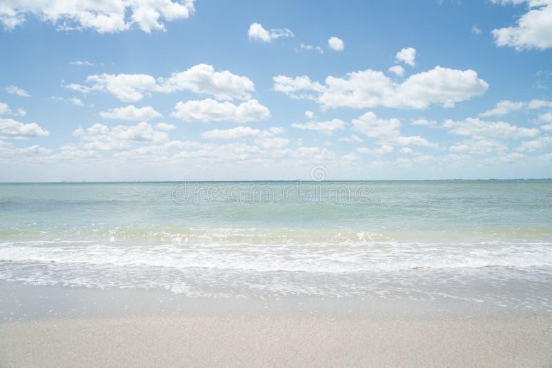 堡垒德索托在佛罗里达 免版税库存照片