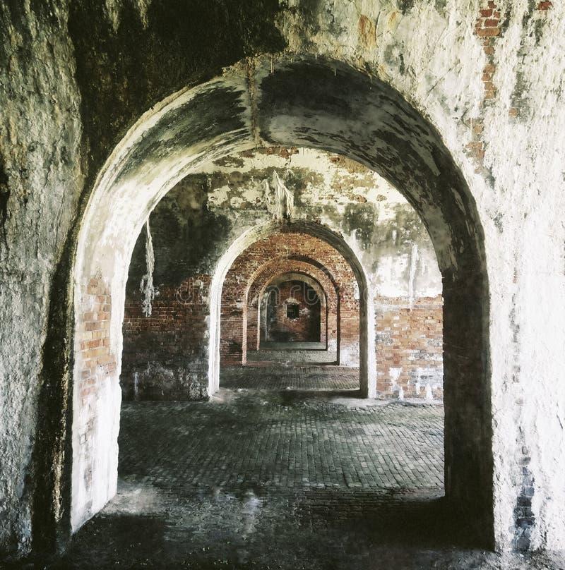 堡垒摩根,阿拉巴马 库存照片
