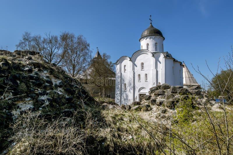 Download 堡垒的圣乔治教会在Staraya拉多加 俄国 库存图片. 图片 包括有 旅游业, 拱道, 石头, 博物馆 - 72362451
