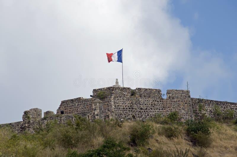 堡垒路易斯 库存图片