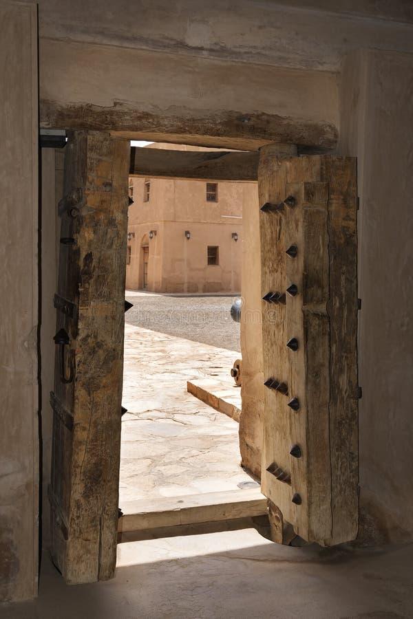 堡垒Al Jabreen 库存图片