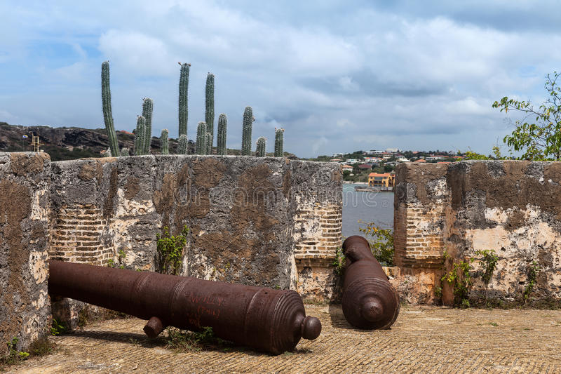 堡垒Beekenburg 库存图片