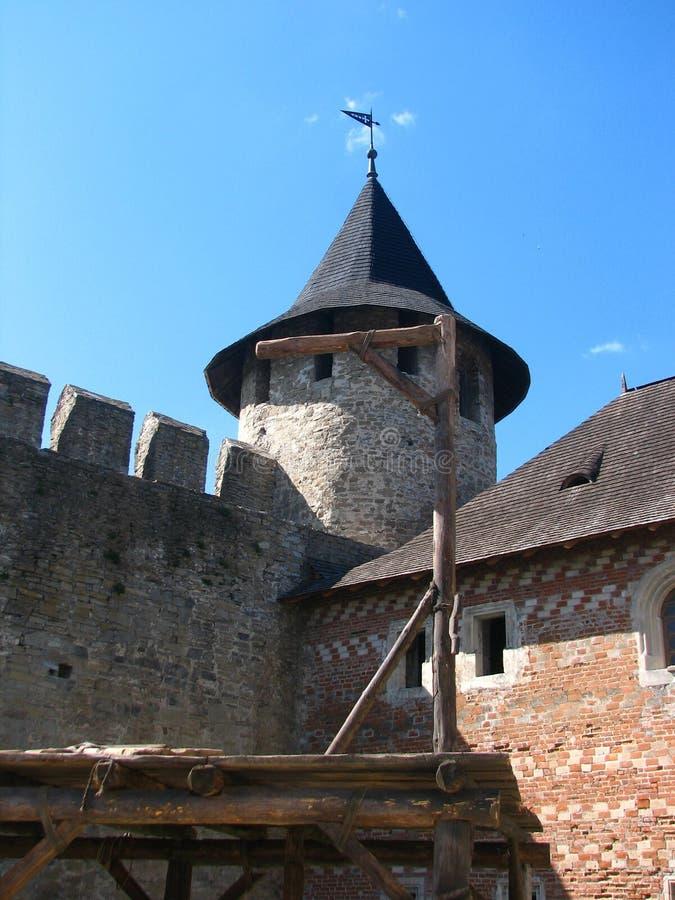 堡垒hotyn 图库摄影