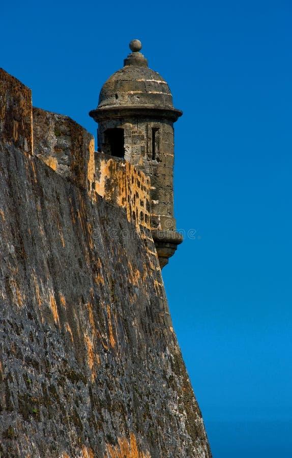 堡垒ii海运 库存图片