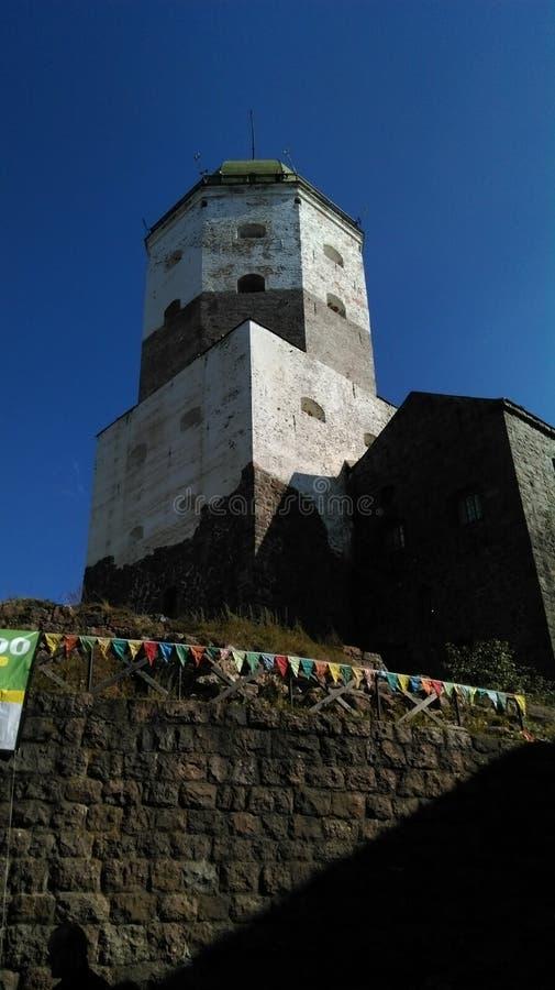 维堡城堡 免版税库存照片