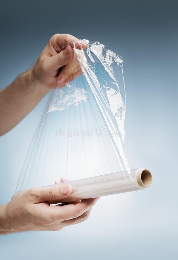 塑料套 图库摄影