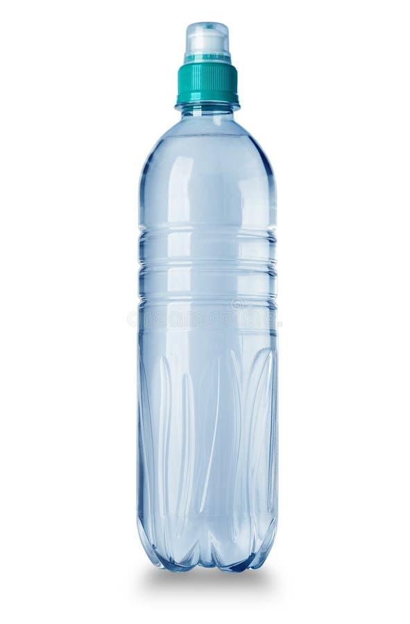 塑料水瓶 免版税库存照片