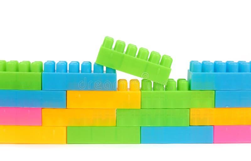 塑料玩具 免版税库存照片