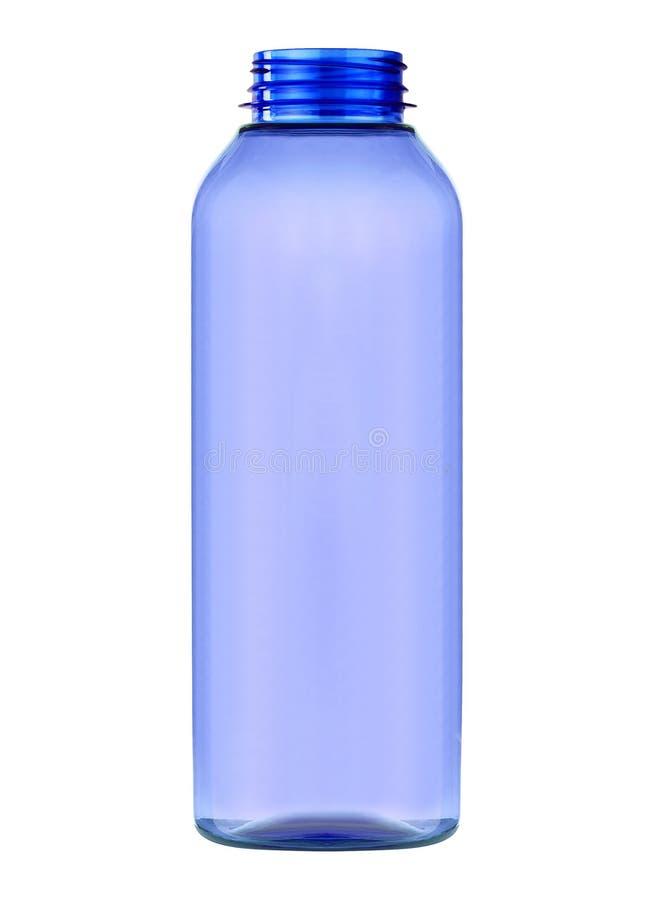 塑料瓶装水 免版税图库摄影