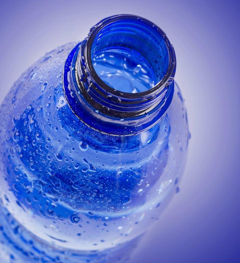 塑料瓶饮用水 库存图片