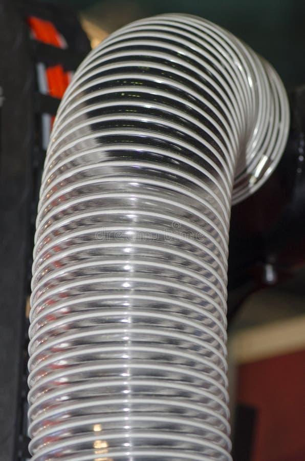 塑料管 免版税库存照片