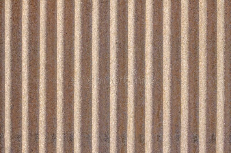 塑料篱芭的抽象背景 免版税库存图片