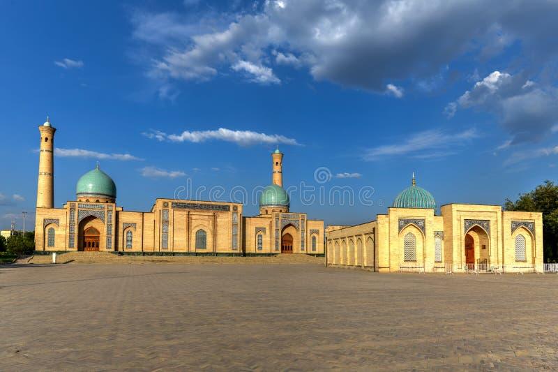 塔什干哈兹拉提伊玛目综合楼 — 乌兹别克斯坦塔什干 库存照片