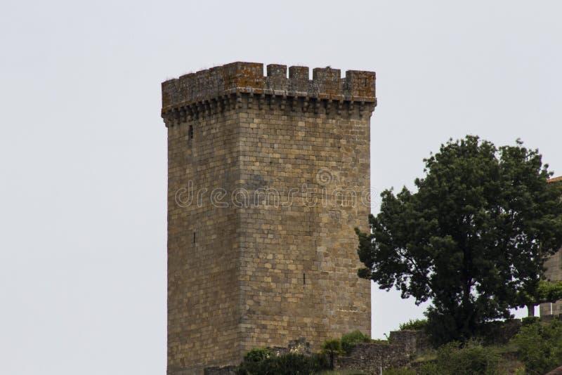塔封建时代 图库摄影