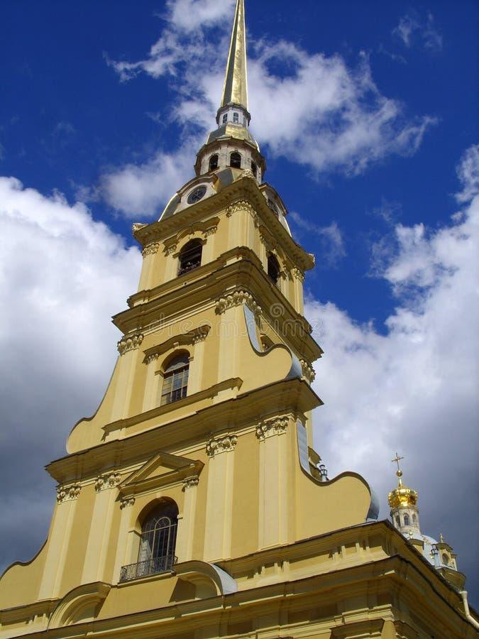 塔尖顶 库存照片