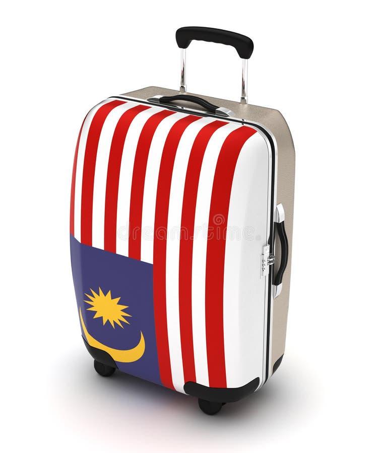 塔旅行孪生的首都吉隆坡马来西亚 向量例证