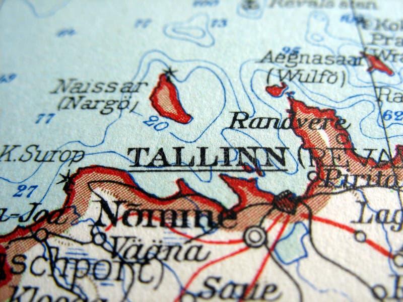 塔林 免版税库存图片