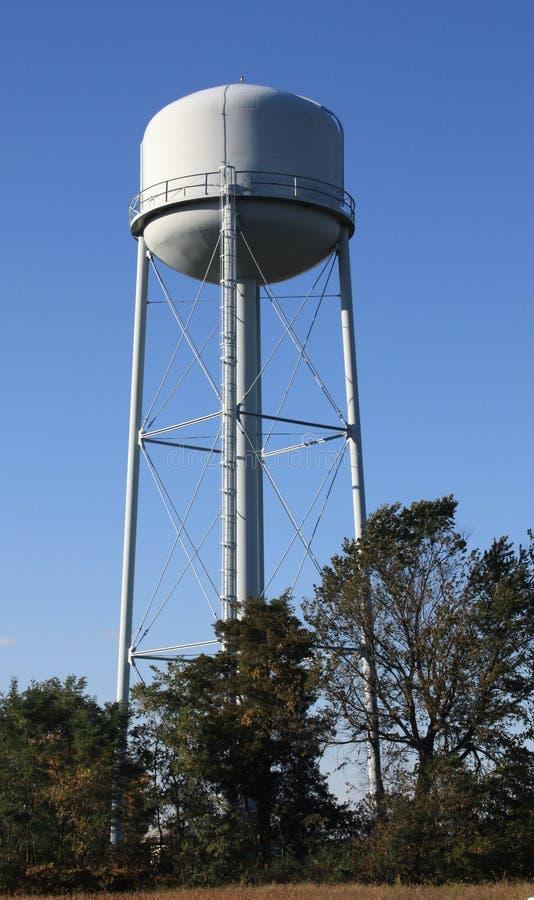 塔水 库存照片