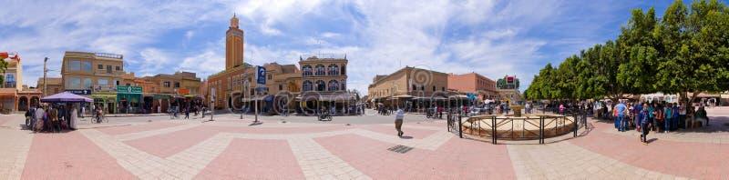 塔鲁丹特在摩洛哥 图库摄影