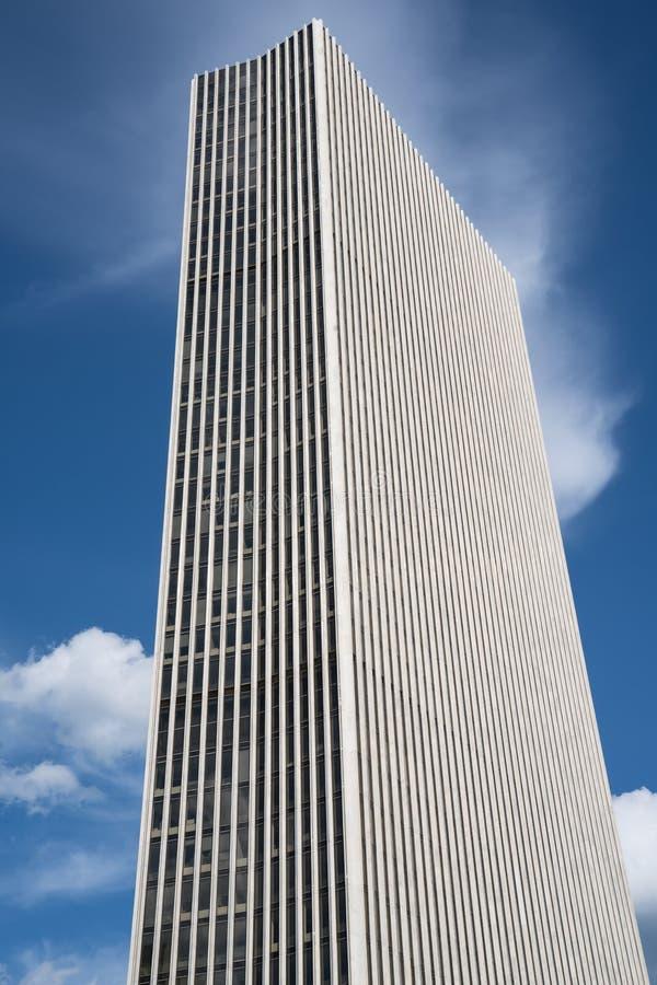 塔,阿尔巴尼,纽约 免版税库存图片