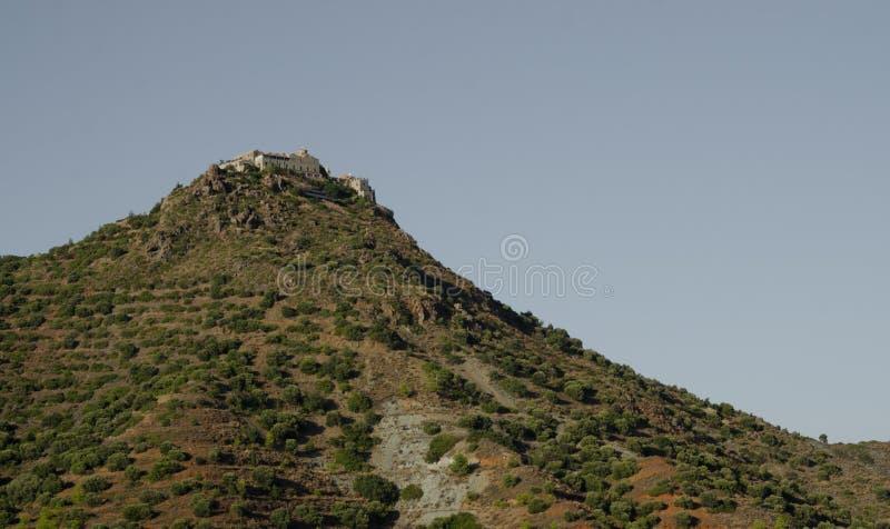 塞浦路斯风景 免版税图库摄影