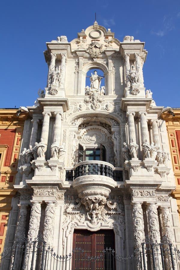塞维利亚西班牙 免版税库存图片