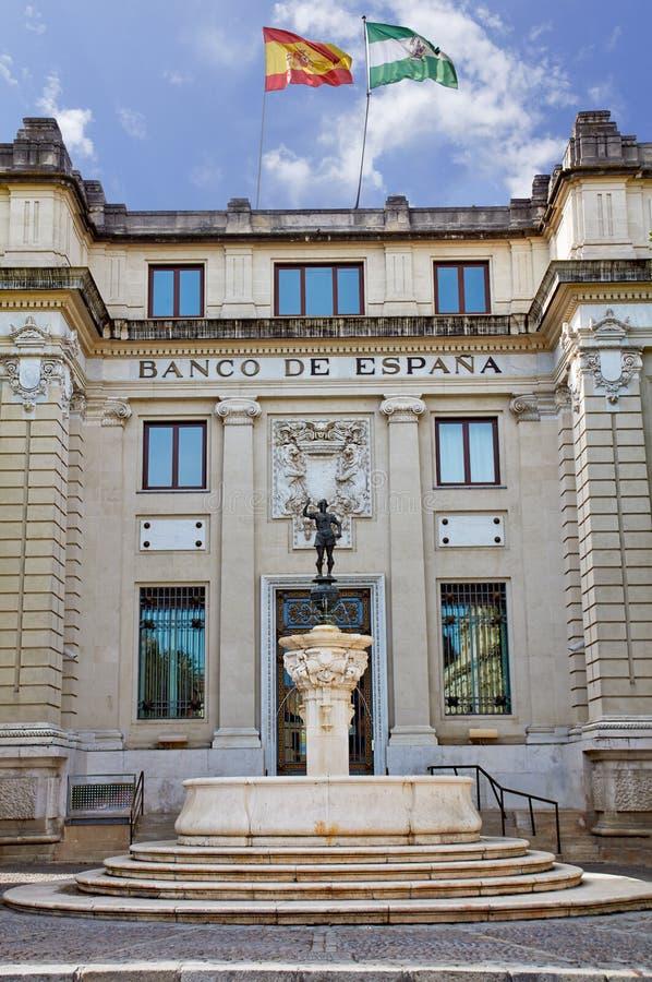 塞维利亚,西班牙的历史建筑和纪念碑 西班牙建筑风格哥特式和Mudejar,巴洛克式 免版税库存照片