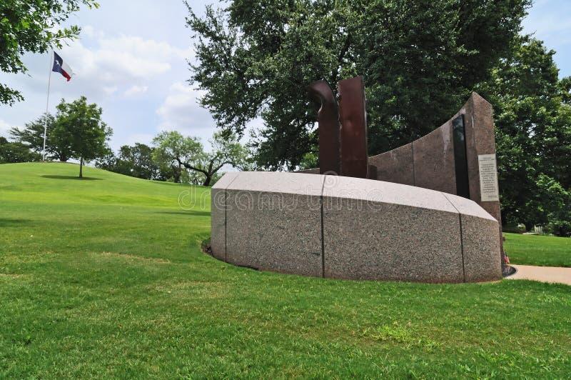墓地状态得克萨斯 免版税库存图片