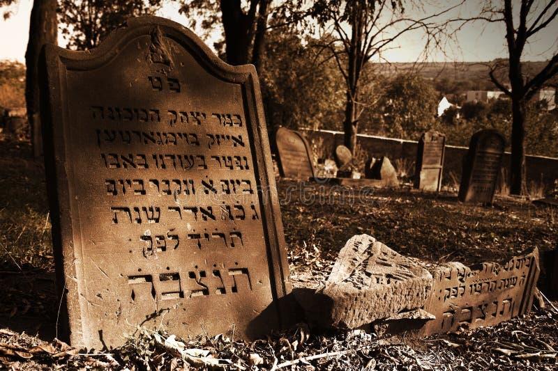 墓碑 库存图片