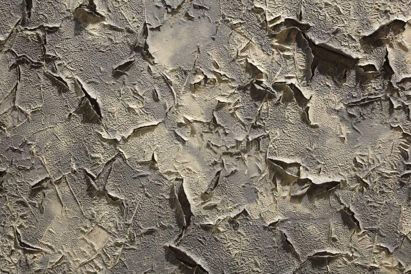 墙壁削皮,多孔黏土rgb 库存照片