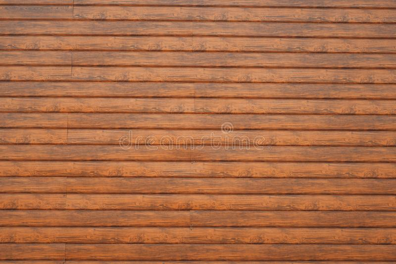 墙壁由木板条做成 木墙壁纹理 免版税图库摄影