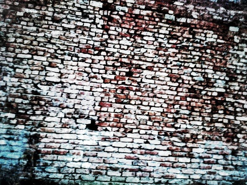 墙壁红色 图库摄影