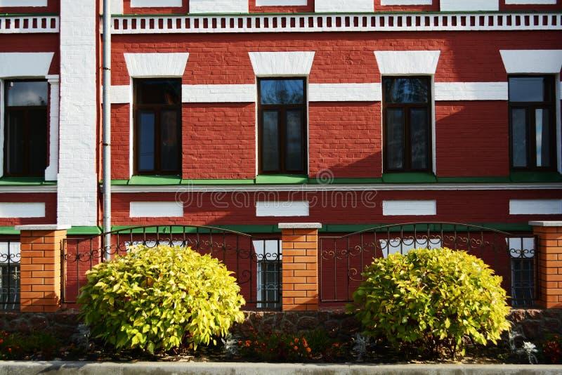 墙壁建筑学 免版税库存照片