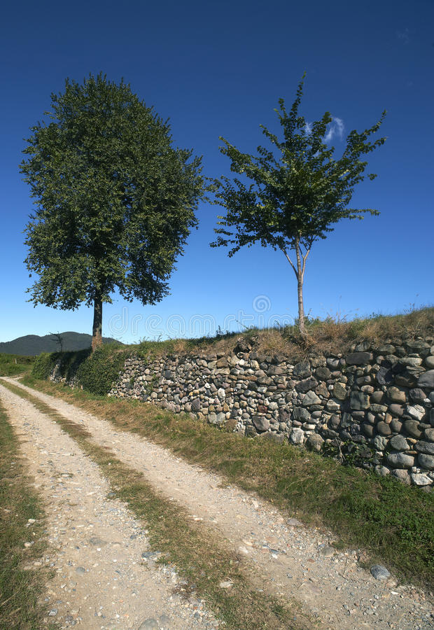 Download 墙壁 库存图片. 图片 包括有 石渣, 农场, 石头, 问题的, 墙壁, 葡萄, 小山, 葡萄园, 国家(地区) - 22357877