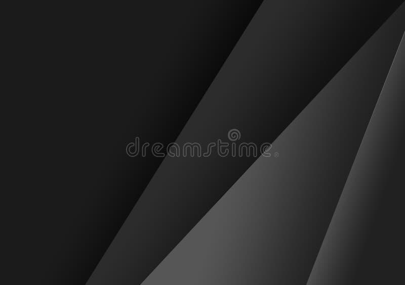 墙纸的灰色线性织地不很细背景设计 皇族释放例证