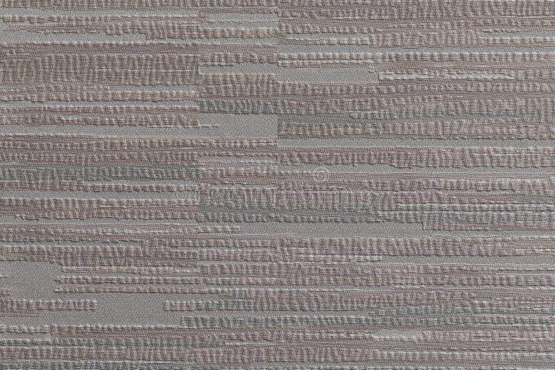 墙纸的表面与水平的条纹的样式的 库存照片