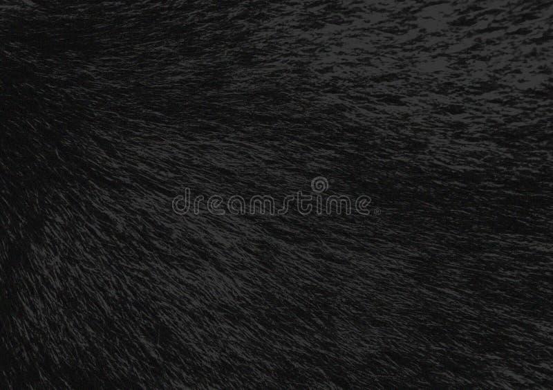 墙纸的黑织地不很细背景 免版税库存照片