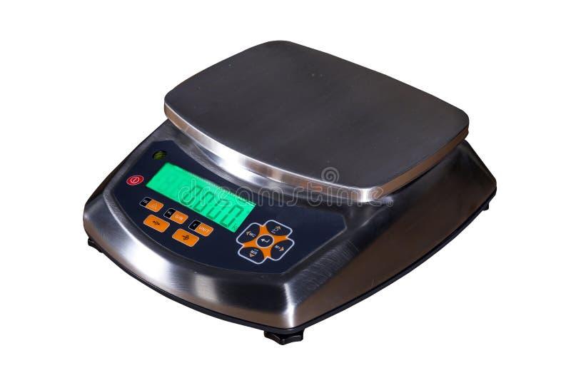 增强的设备重量重量 图库摄影
