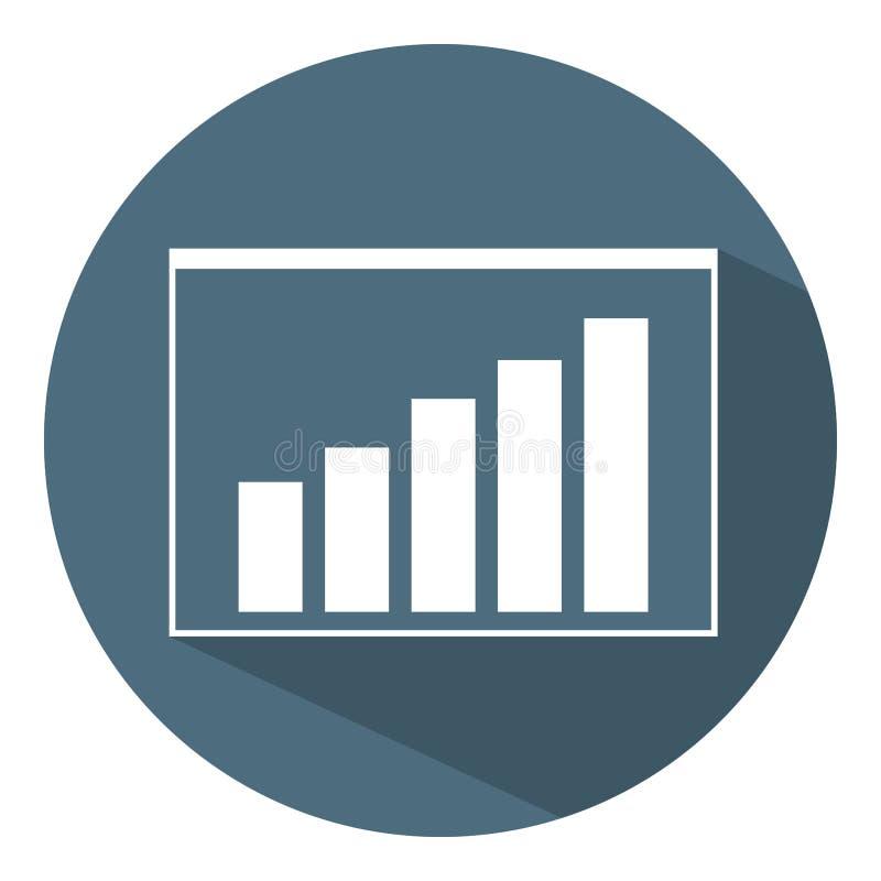 增长的图象 E ?? r 设计的,网,Infographic传染媒介例证 向量例证