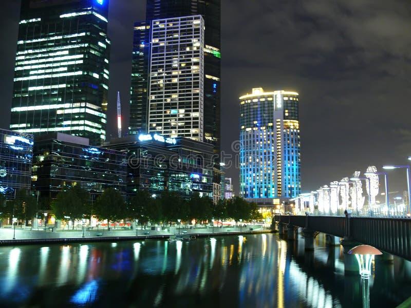 墨尔本- 10月30 免版税库存照片