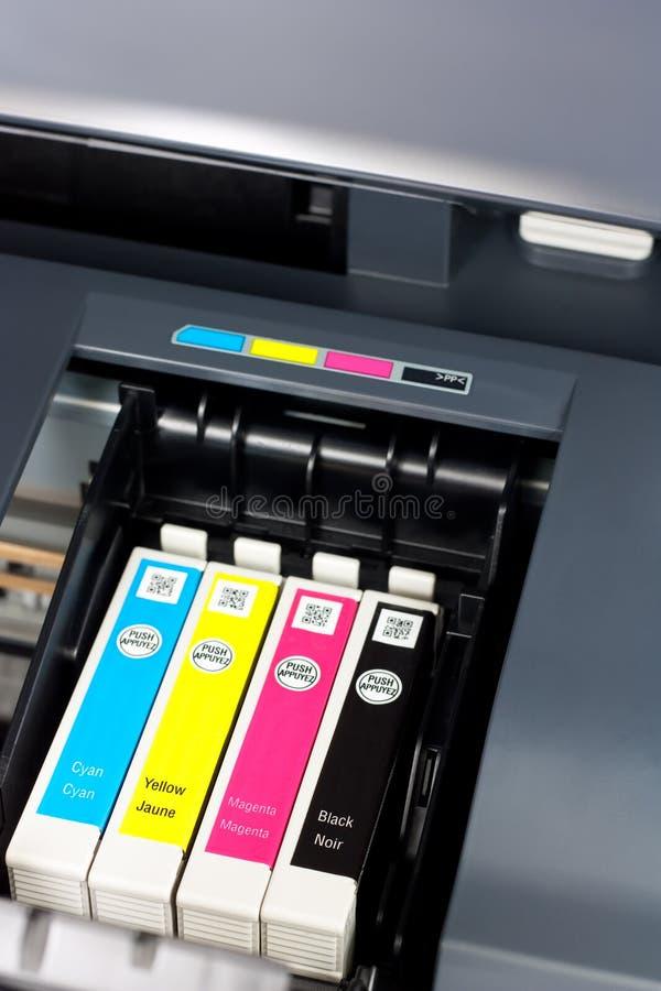 墨水打印机 免版税图库摄影